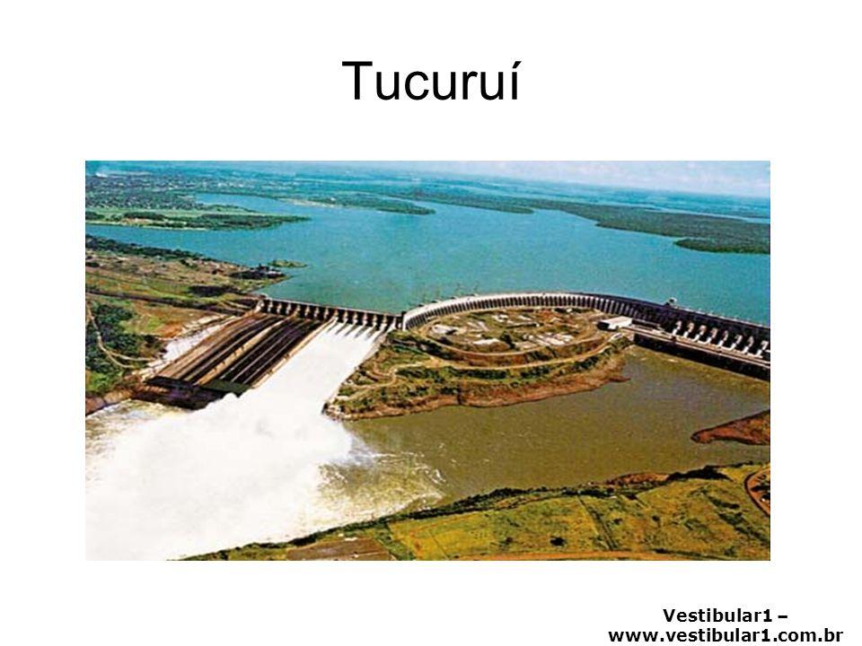 Vestibular1 – www.vestibular1.com.br Tucuruí