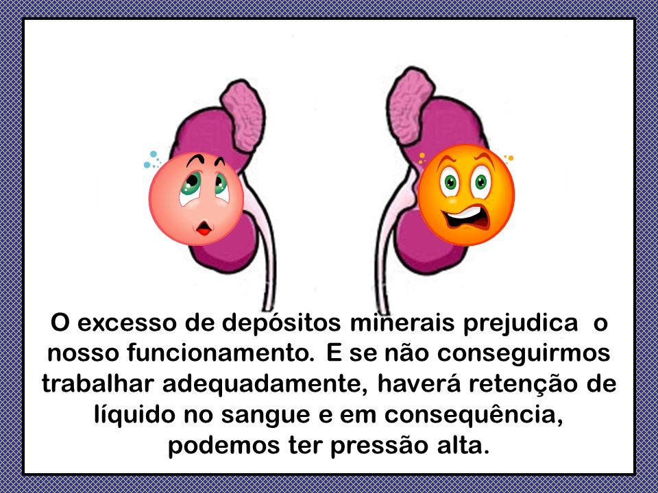 Nós eliminamos as toxinas que foram dissolvidas e libertadas pelo fígado.
