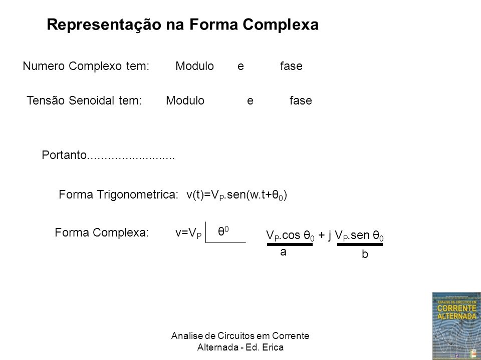 Analise de Circuitos em Corrente Alternada - Ed.