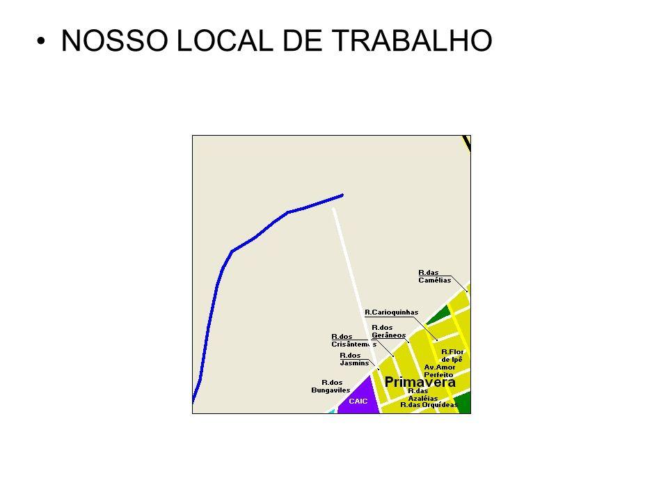 NOSSO LOCAL DE TRABALHO