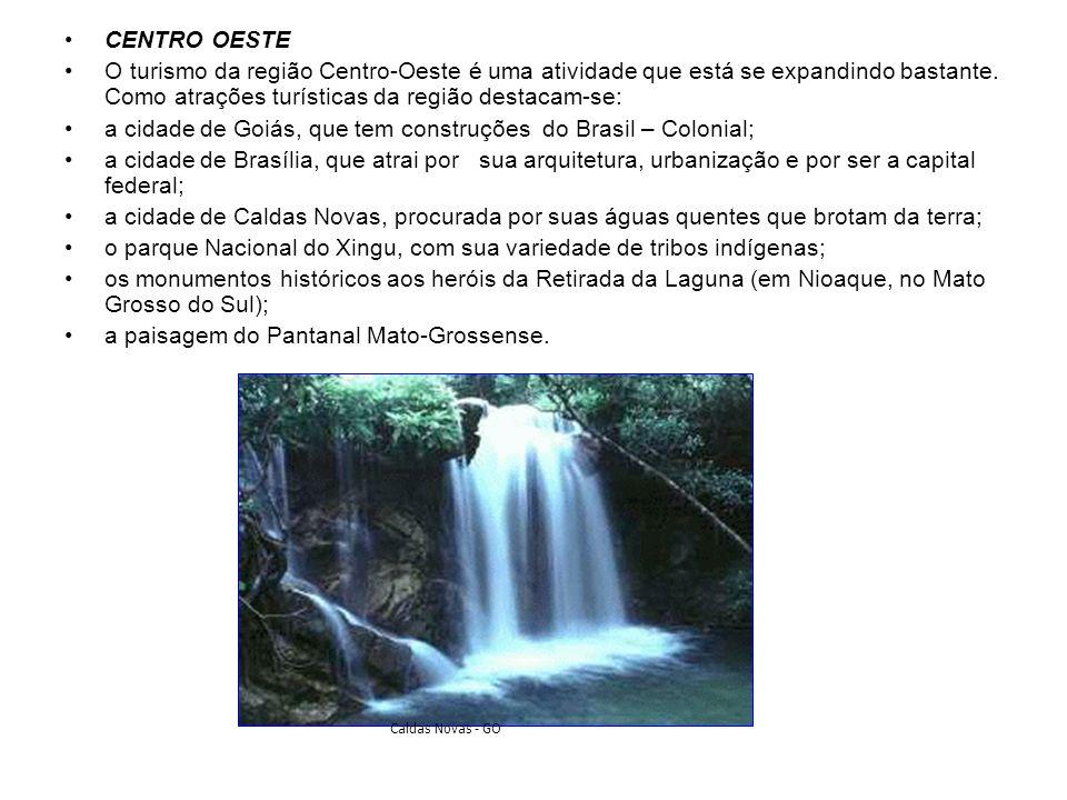 ASPECTOS FÍSICOS DE GOIÁS RELEVO Planaltos Central e Meridional e planície do Pantanal mato-grossense.