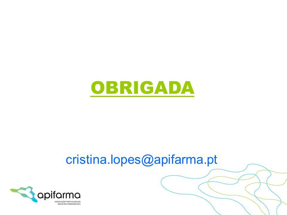 OBRIGADA cristina.lopes@apifarma.pt
