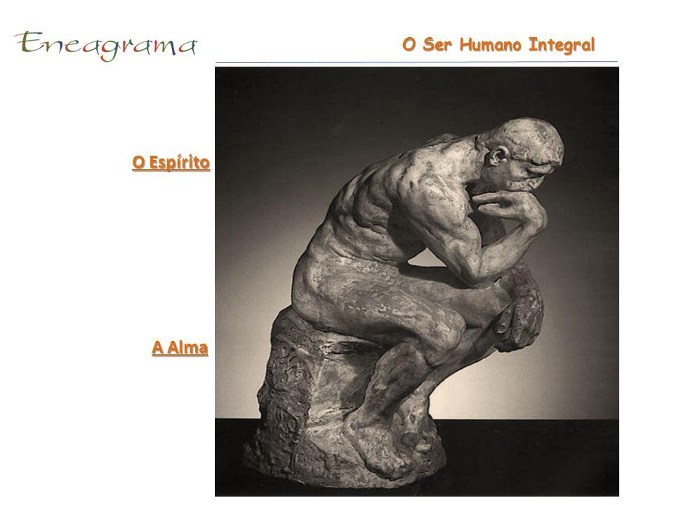 O Tipo Três - Narcisista O Carater do Eu Observador A VIRTUDE (Viés do vício psicológico) Integridade.