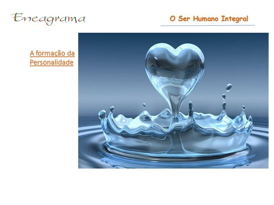 Estrutura Mental Do Tipo Oito O TRAUMA Falta de amor pelo outro.