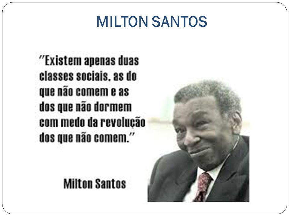 MILTON SANTOS