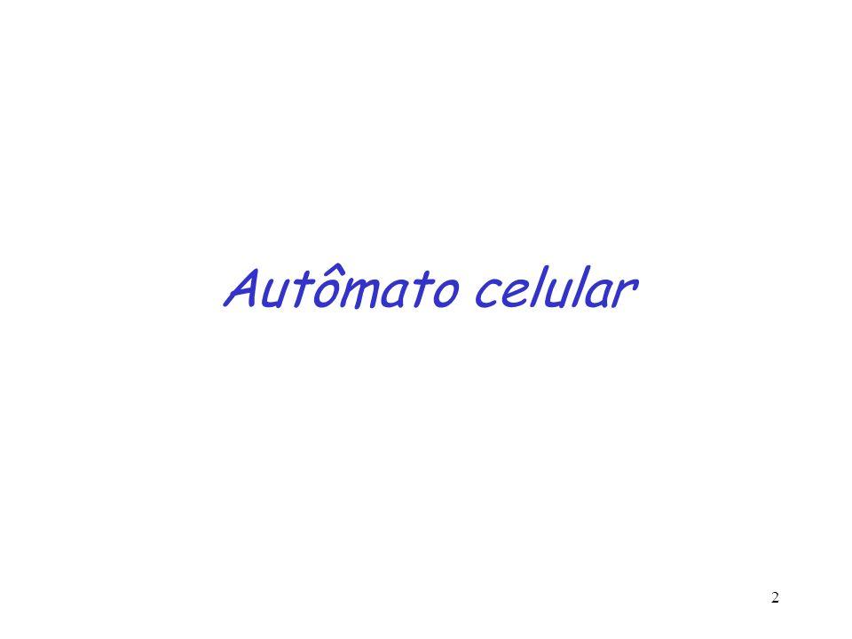 2 Autômato celular