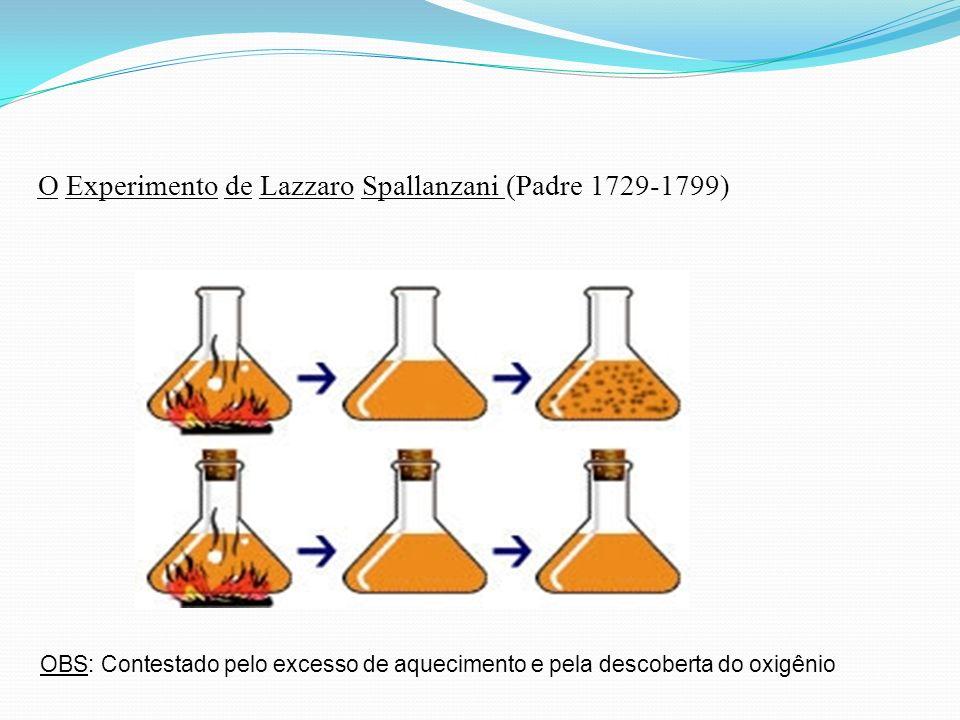 O Experimento de Louis Pasteur (1822-1895)