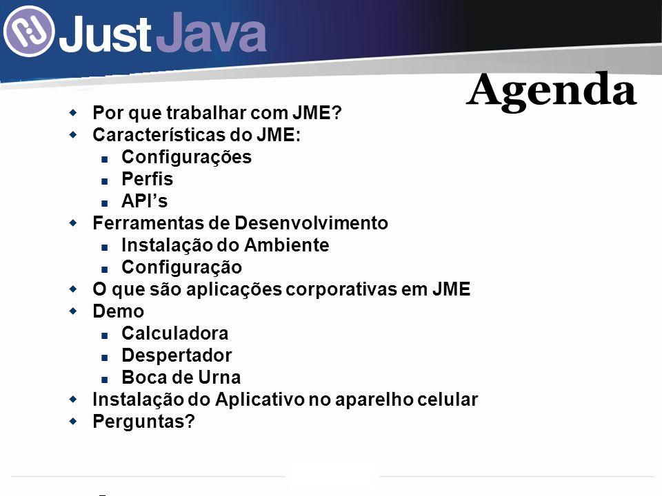 2 Por que trabalhar com JME.