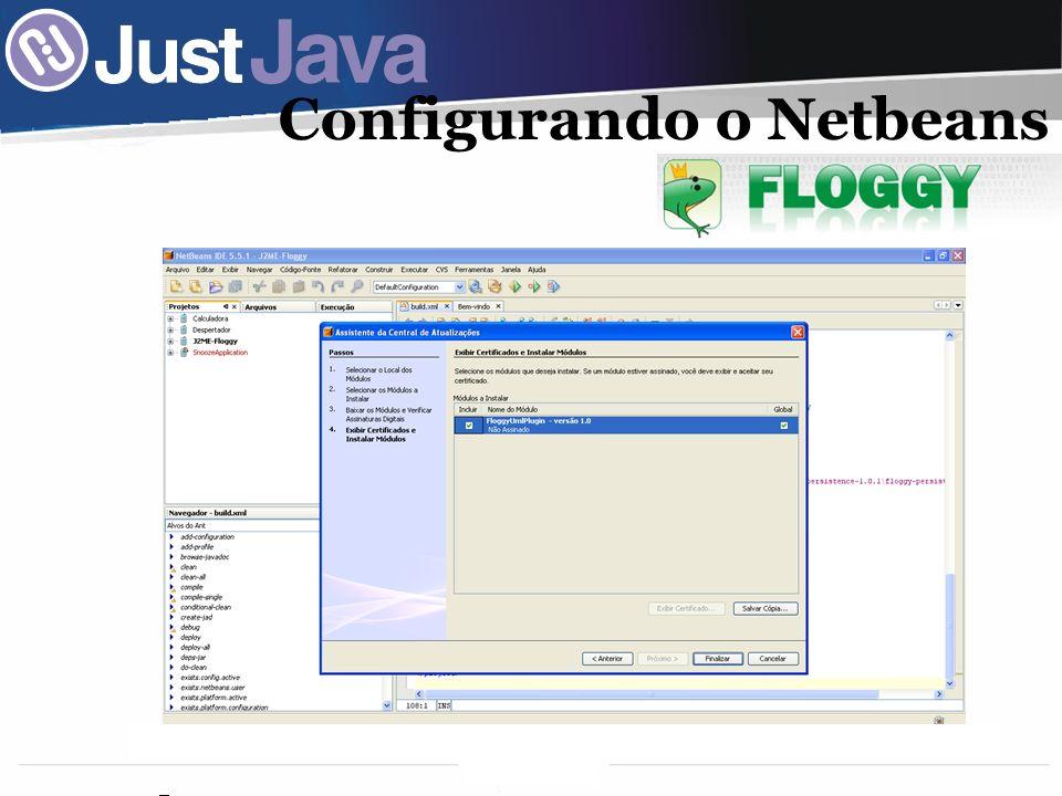 52 Configurando o Netbeans