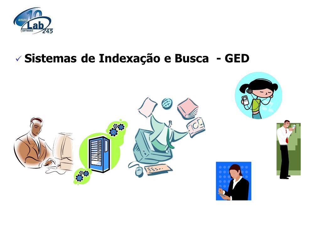 Sistemas de Indexação e Busca - GED