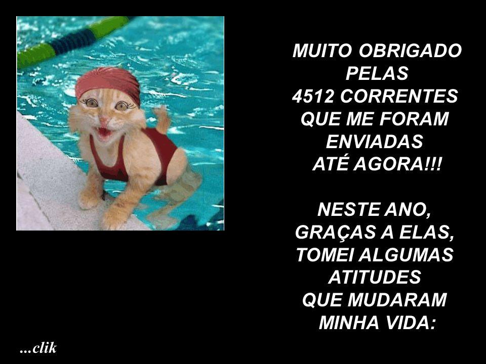 MUITO OBRIGADO PELAS 4512 CORRENTES QUE ME FORAM ENVIADAS ATÉ AGORA!!.