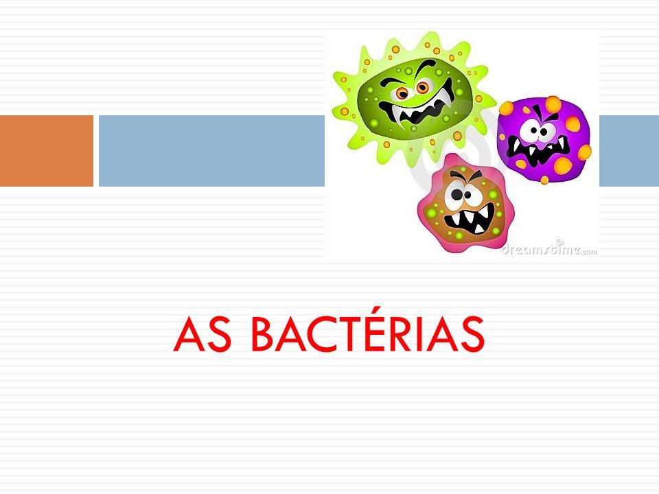 Respiração das bactérias Algumas bactérias utilizam o oxigênio do ar e são chamadas de bactérias aeróbicas.