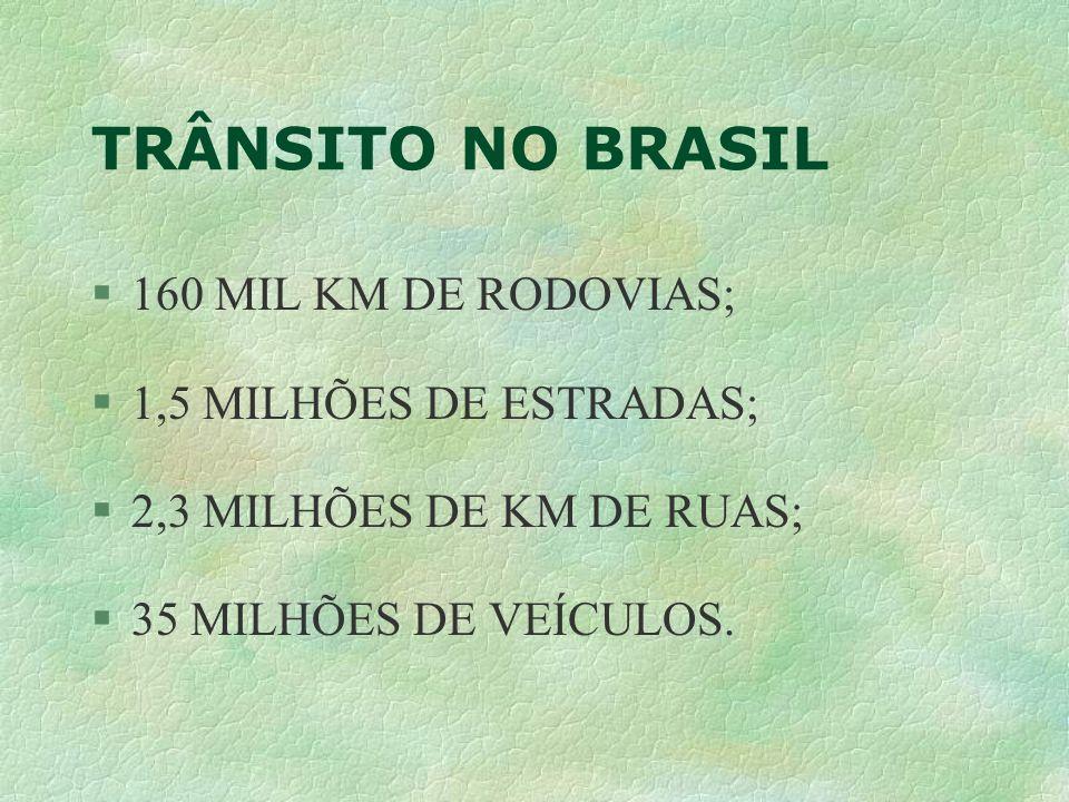 TRÂNSITO EM S.C.