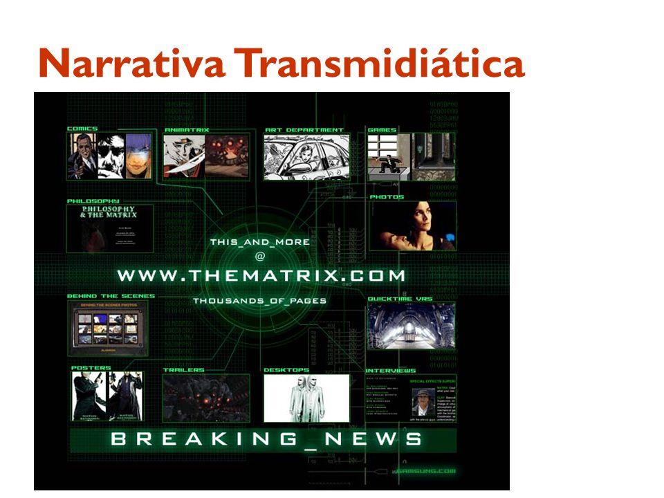 Narrativa Transmidiática