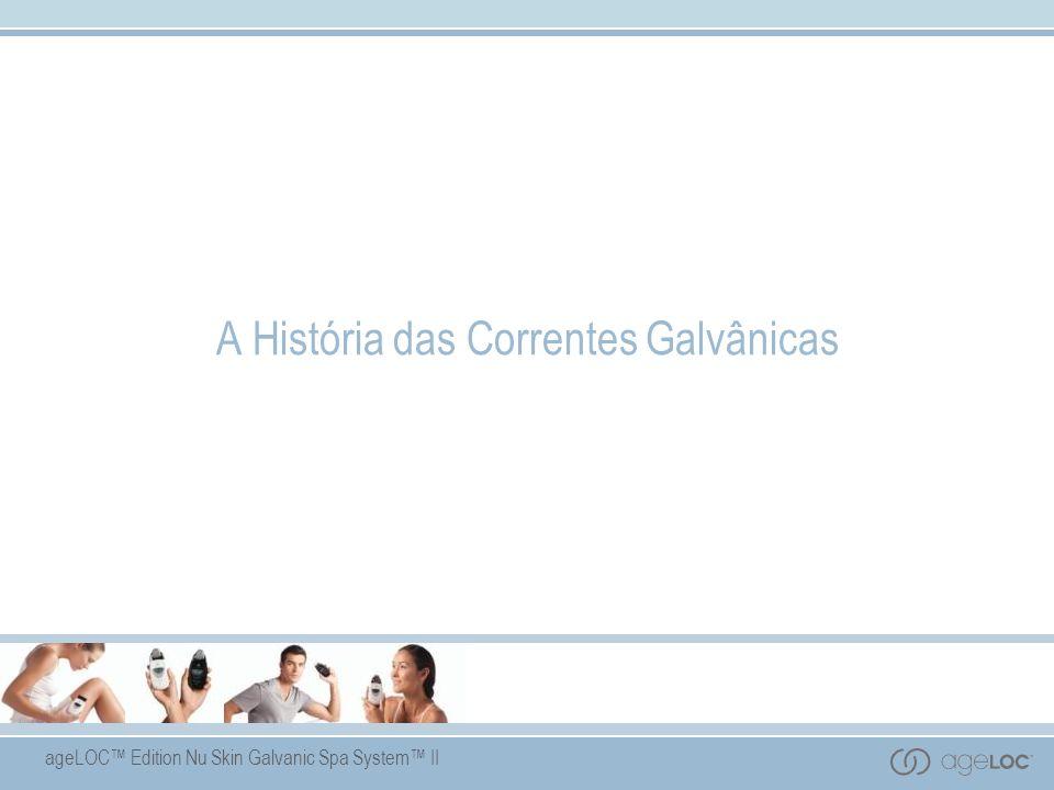 A História das Correntes Galvânicas