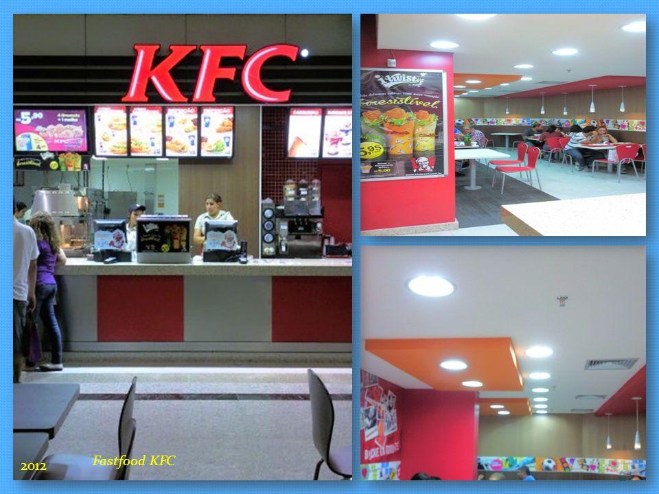 11 Fastfood KFC 2012