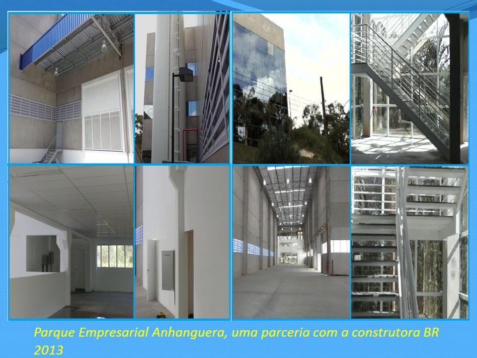 Parque Empresarial Anhanguera, uma parceria com a construtora BR 2013