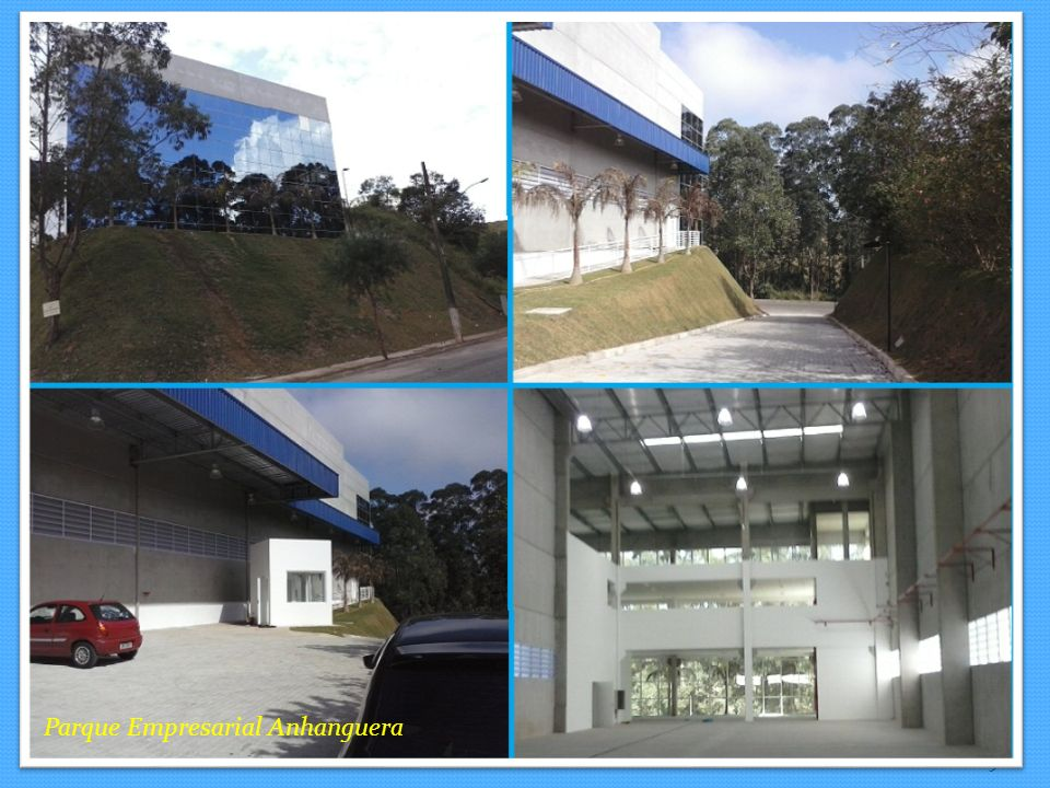 2013 Parque Empresarial Anhanguera 5 2013 Parque Empresarial Anhanguera