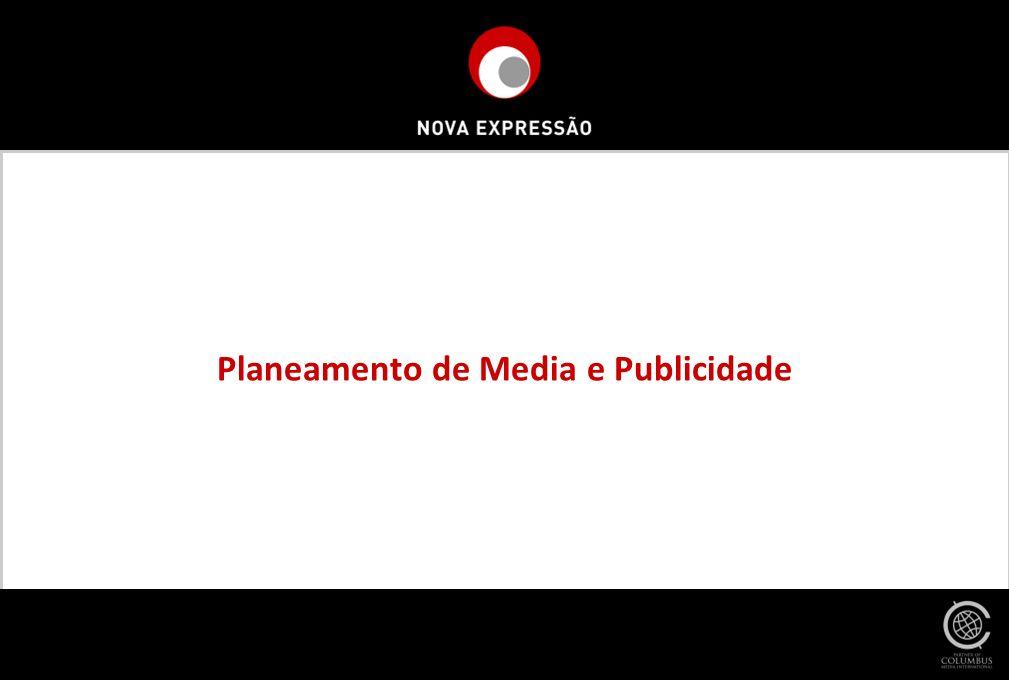 TITULO: APRESENTAÇÃO DA EMPRESA COPYRIGHT© NOVA EXPRESSÃO SGPS 2012 CONTACTO: WWW.NOVAEXPRESSAO.PT Planeamento de Media e Publicidade