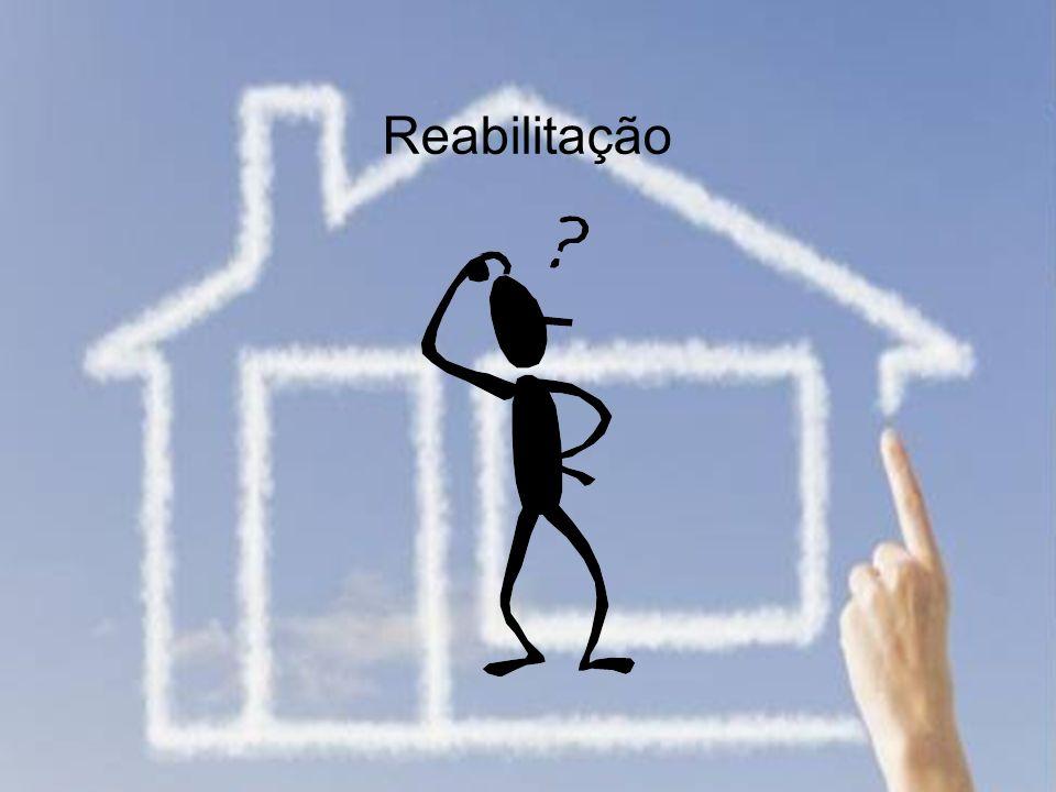 Reabilitação – (…) a ciência e a arte da gestão dos obstáculos potencialmente geradores de desvantagem.