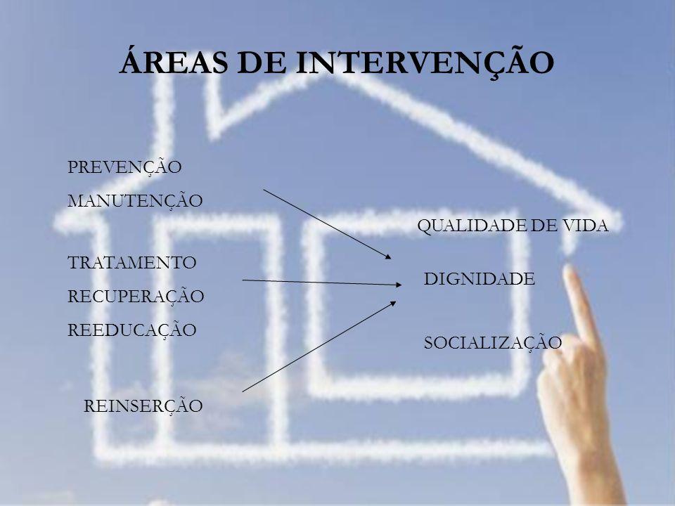 POPULAÇÃO ALVO: Utentes dependentes nas AVD´S, e/ou seus cuidadores informais inscritos e residentes na área de influencia do Centro de Saúde Professor Arnaldo Sampaio_GMR