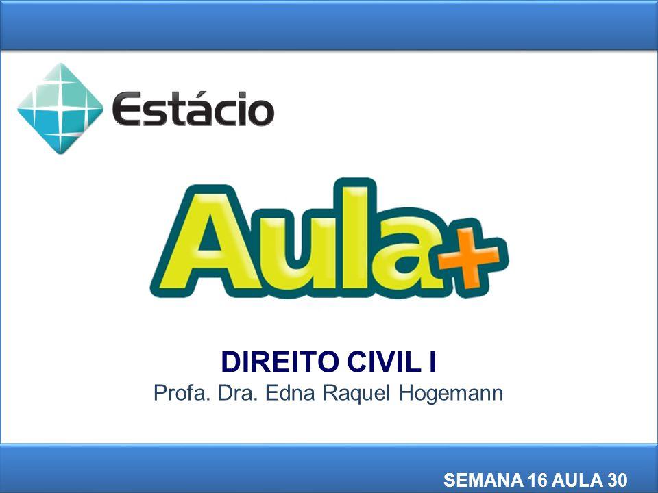 REVISÃO GERAL DE MATÉRIA 1ª. PARTE SEMANA 16 AULA 30