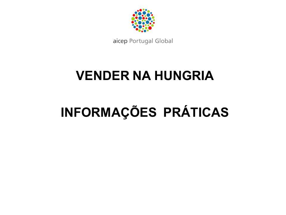 VENDER NA HUNGRIA INFORMAÇÕES PRÁTICAS