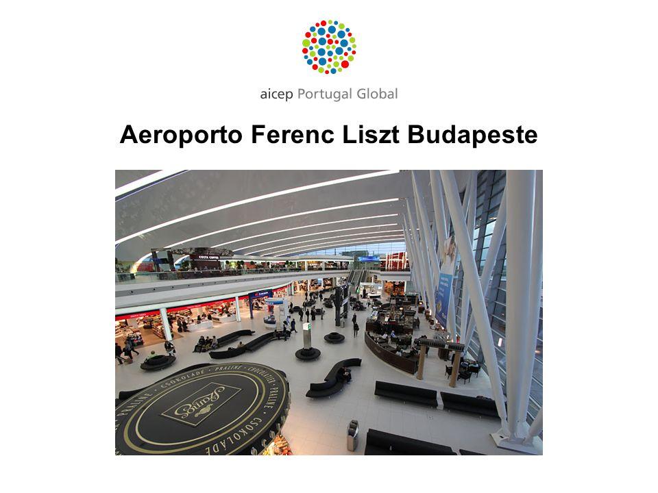 Aeroporto Ferenc Liszt Budapeste