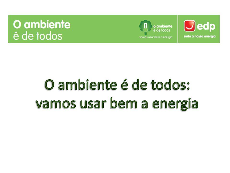 Como contribuir para o uso eficiente da energia?