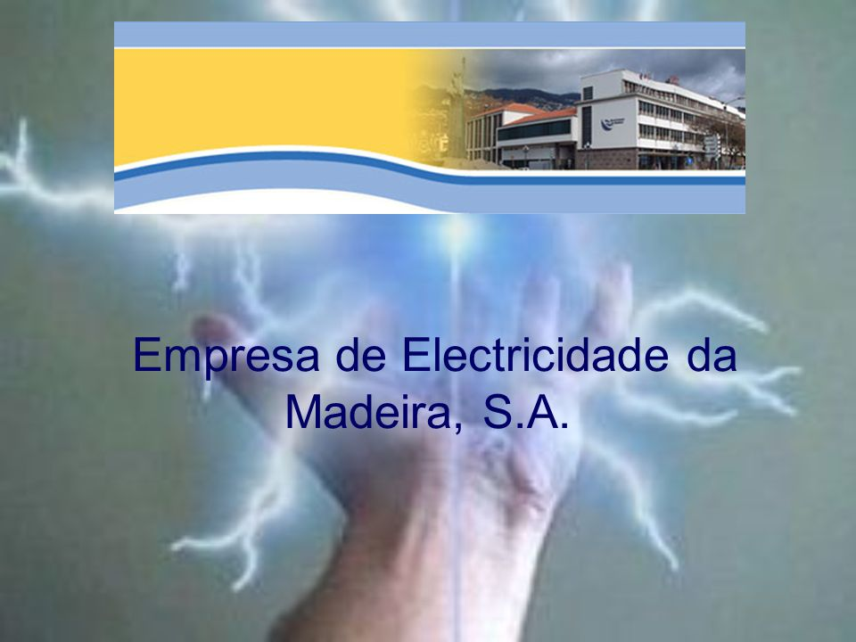 Empresa de Electricidade da Madeira, S.A.
