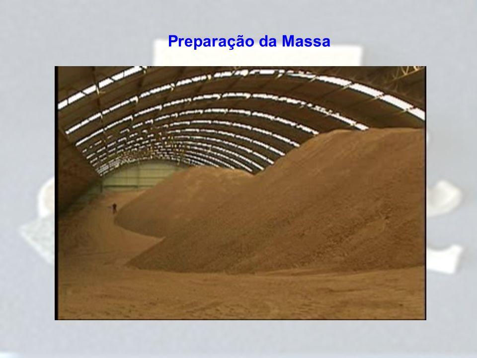 Preparação da Massa
