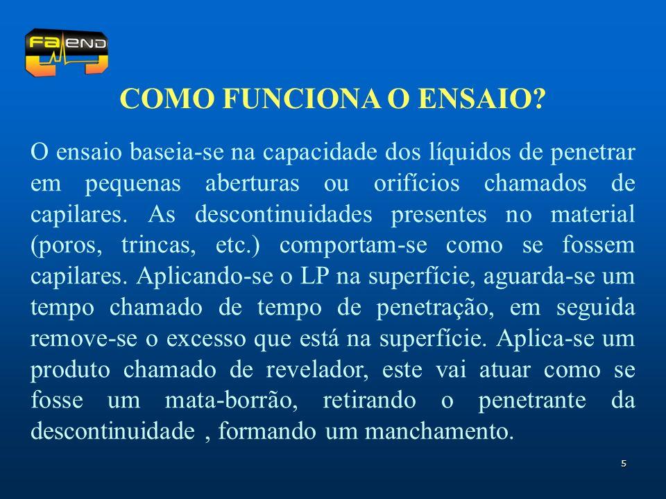 5 COMO FUNCIONA O ENSAIO.