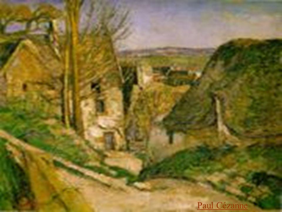 Origem A pintura de Cézanne abriu caminho para as várias experimentações estéticas que viriam a caracterizar as vanguardas do início do Século XX.Cézanne Originalmente, e como muitos destes artistas estavam ligados ao movimento realista, a vanguarda estava identificada com a promoção do progresso social: o indivíduo ou grupo a ela ligado seria responsável por um movimento de reformas sociais.movimento realista