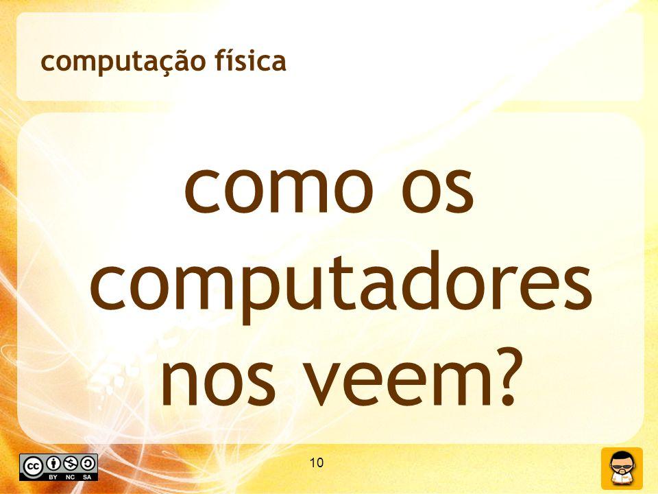 10 computação física como os computadores nos veem?