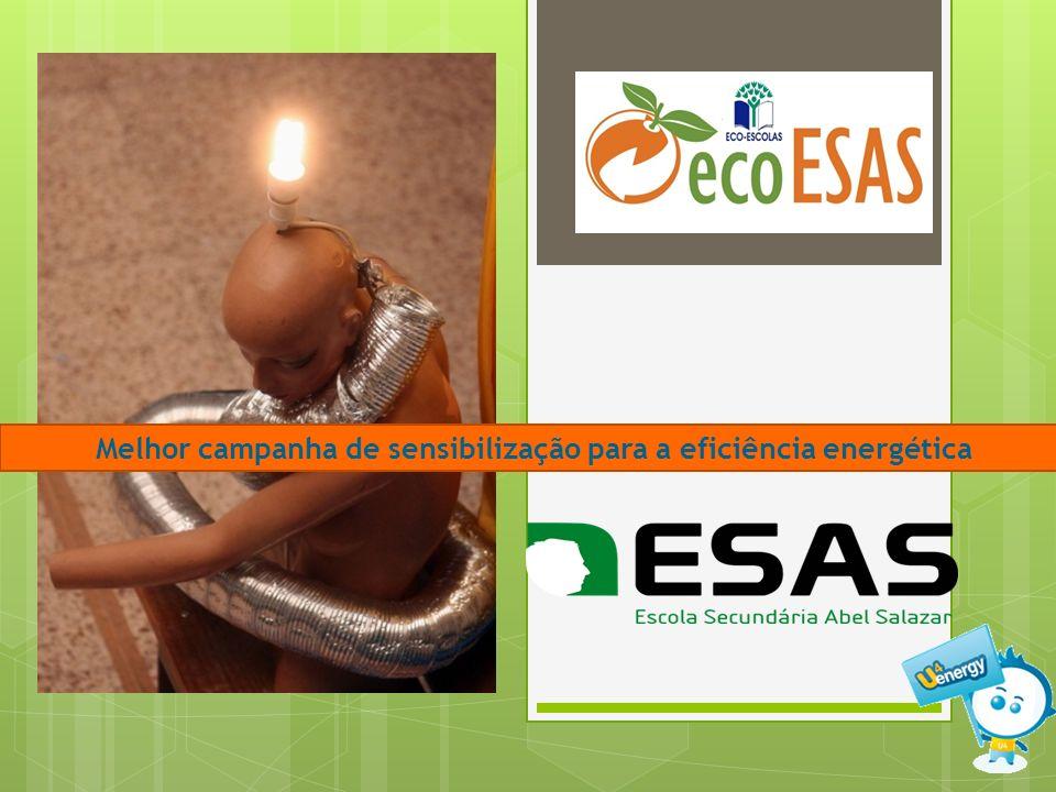 Melhor campanha de sensibilização para a eficiência energética