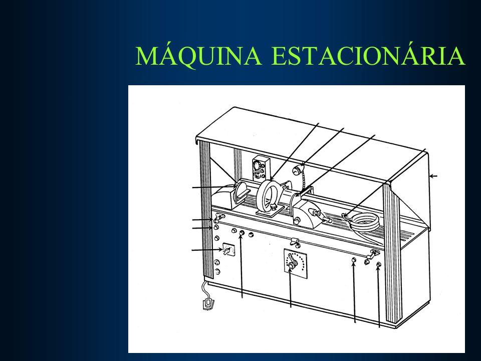MÁQUINA ESTACIONÁRIA