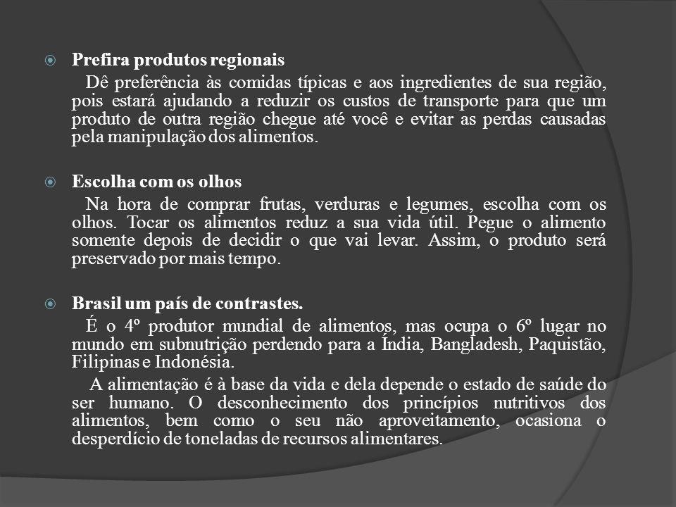 Energia http://www.suapesquisa.com/economia/consumo_consciente.htm http://www.vidasustentavel.net/sustentabilidade/dicas-para-um-consumo-consciente- de-energia-eletrica/ http://www.vidasustentavel.net/sustentabilidade/dicas-para-um-consumo-consciente- de-energia-eletrica/ http://www.hp.com/latam/br/consumoconsciente/energia.html Água http://www.oraetlabora.com.br/consumo_agua.htm http://www.suapesquisa.com/ecologiasaude/economia_agua.htm Alimentos http://vilamulher.terra.com.br/consumo-consciente-dos-alimentos-13-1-49-9.html http://georickk.multiply.com/journal/item/9 http://www.radarverde.com.br/2009/07/consumo-consciente-de-alimentos/ http://sobrevivendodassobras.blogspot.com/2008/10/o-que-reciclagem-reciclagem-um-conjunto.html