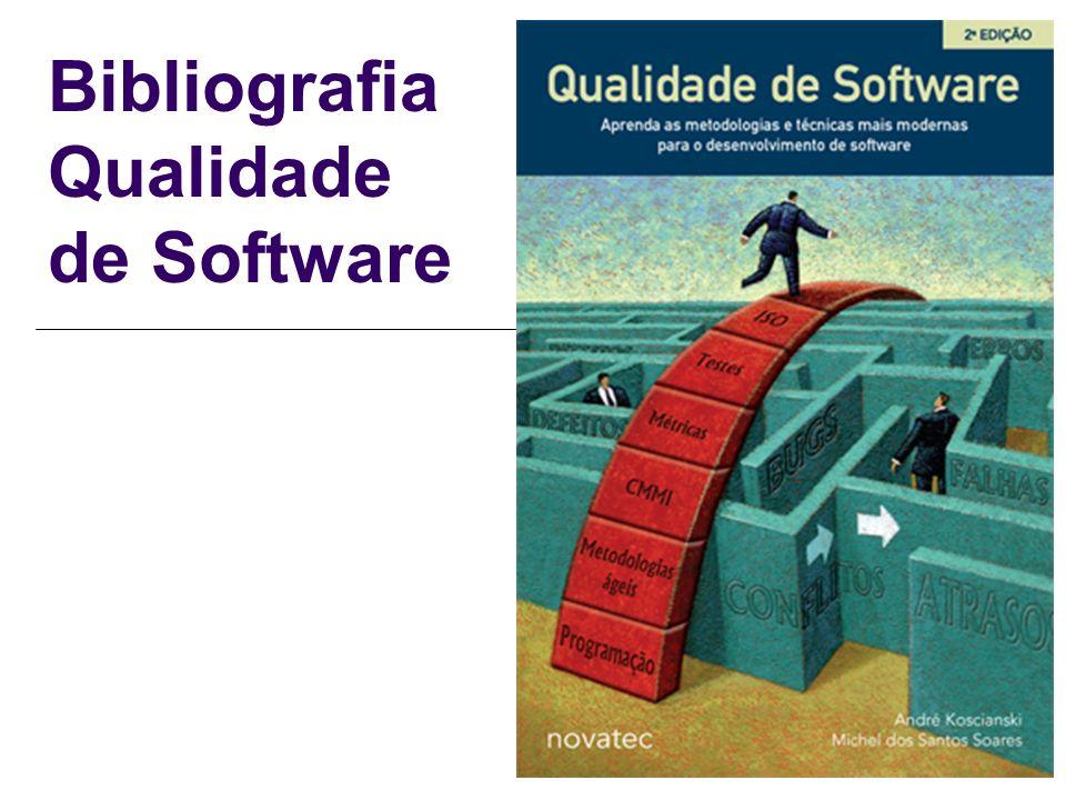 Bibliografia Qualidade de Software