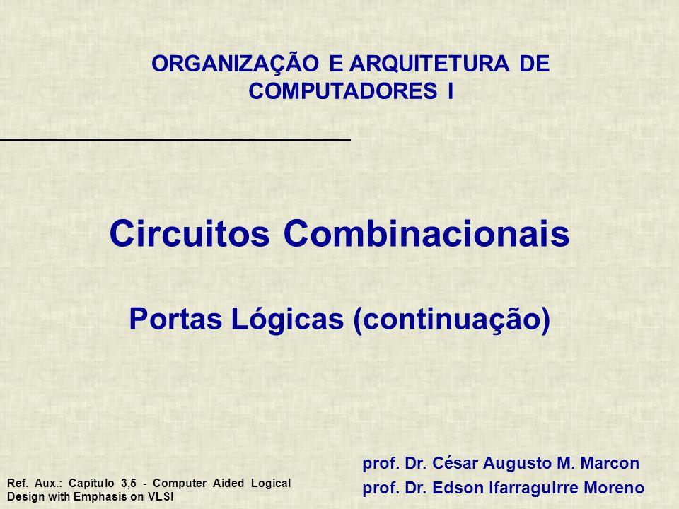 12 / 12 Exercícios 9.(FUNRIO/CEITEC – 2012 - 29) Considere um circuito combinacional decodificador que aceita 32 combinações diferentes de entrada.