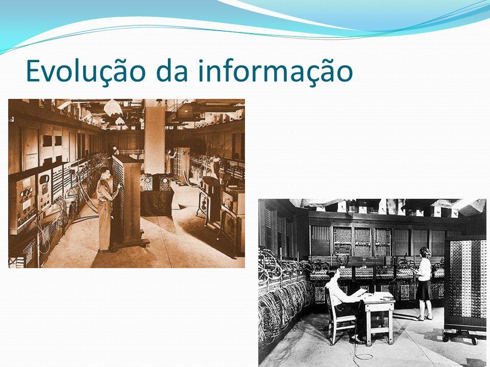 Evolução da informação