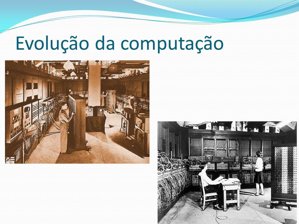 Evolução da computação