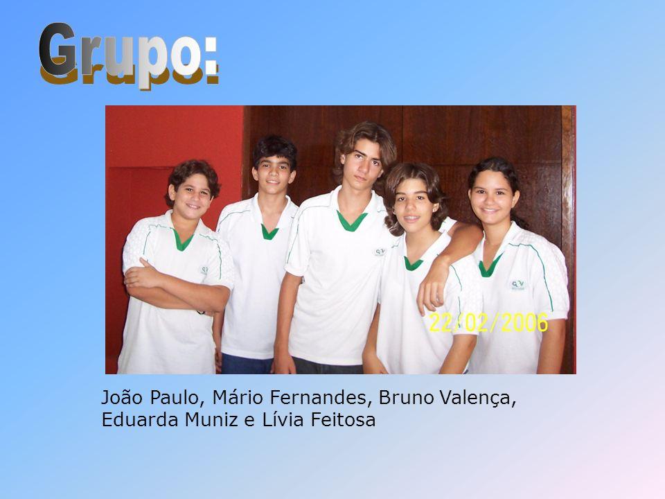 João Paulo, Mário Fernandes, Bruno Valença, Eduarda Muniz e Lívia Feitosa