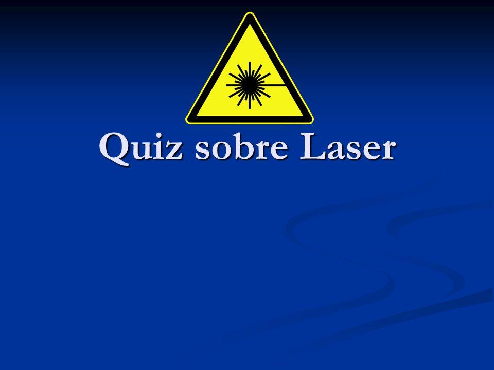 Quiz sobre Laser