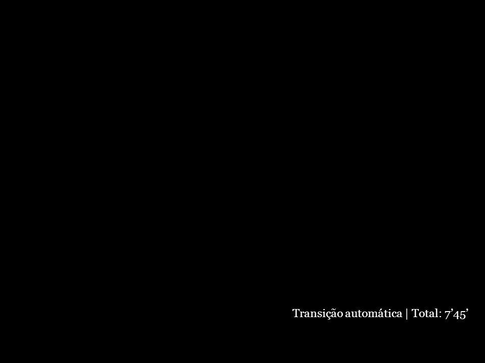 Transição automática   Total: 745