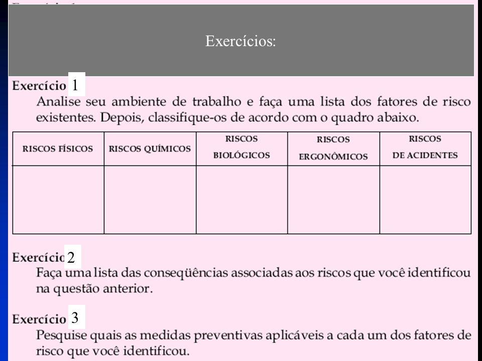 28 Exercícios: 1 2 3