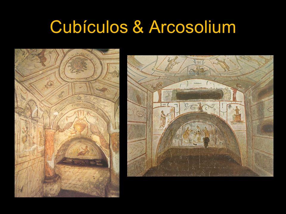 Cubículos & Arcosolium