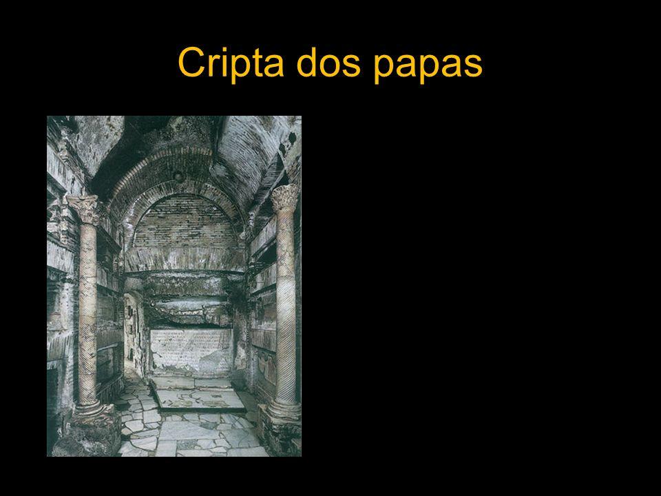 Cripta dos papas