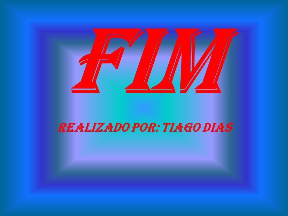 Fim Realizado por: Tiago Dias