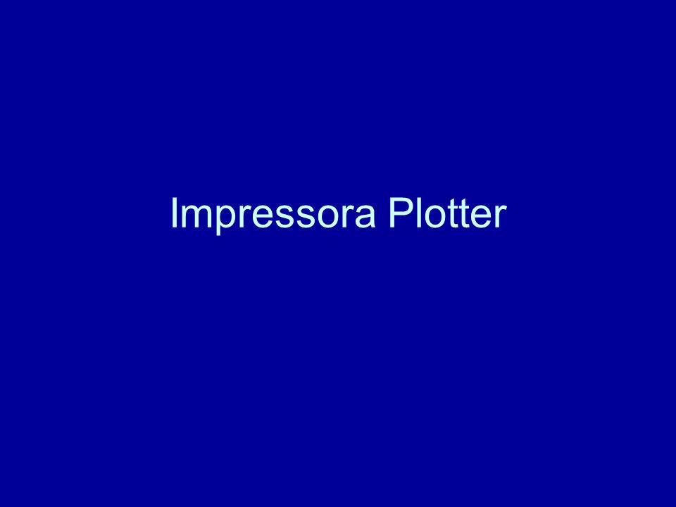Impressora Plotter
