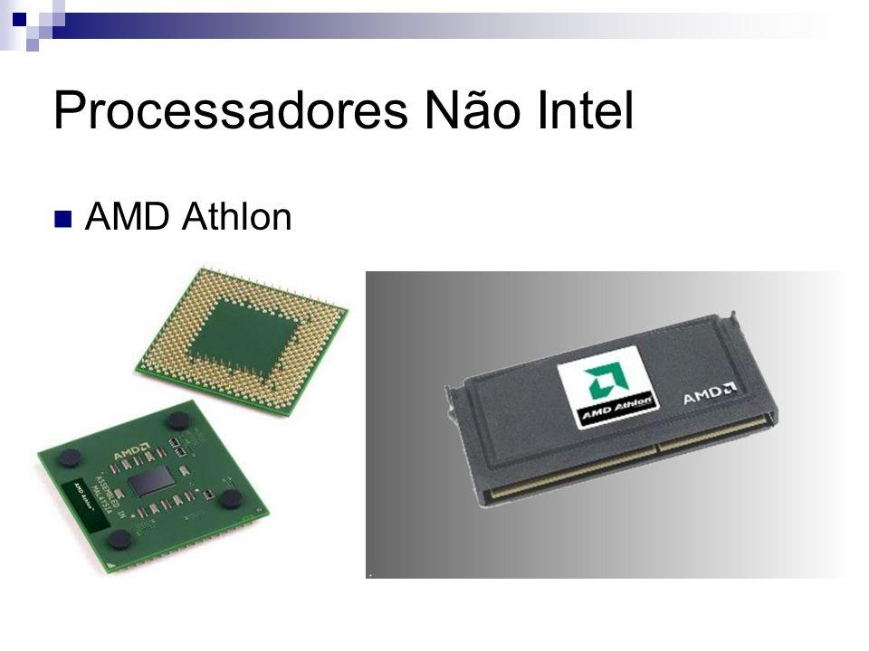Processadores Não Intel AMD Athlon